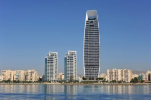 Pafilia Tower Com Spaces in Cyprus