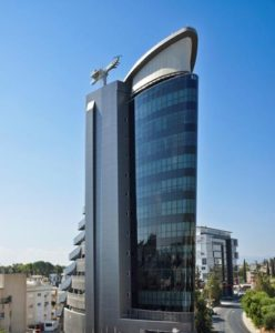 President Building Com Spaces in Cyprus 1