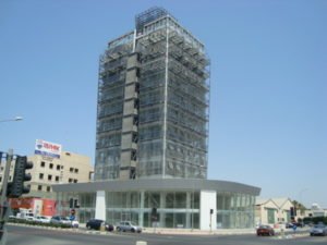 The Novel building Larnaca Com Spaces in Cyprus