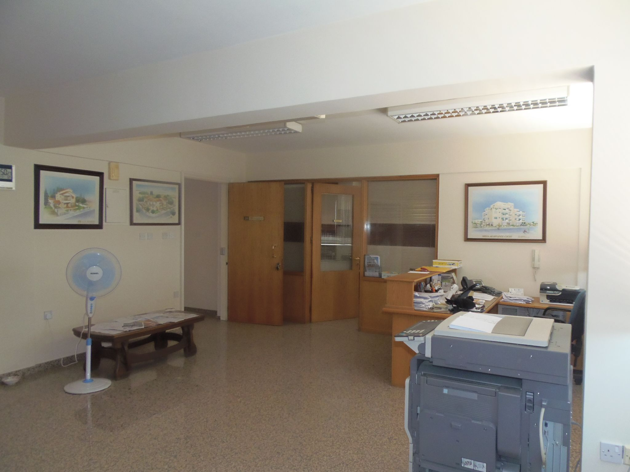 FOR RENT office space IN Strovolos, Nicosia – Commercial Spaces in ...