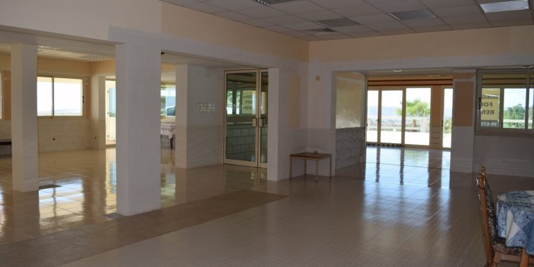 Korfi restaurant for rent 1 ComSpacesinCyprus