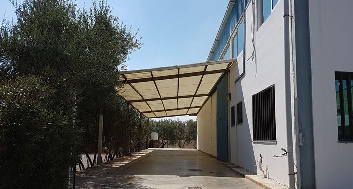 Warehouse Commercial Spaces in Cyprus 2