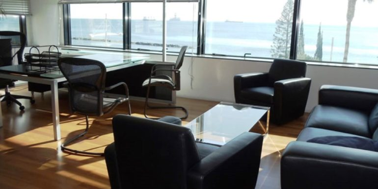 Big office space for rent Limassol 2