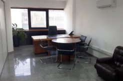 Fully Furnished office for rent Limassol 1