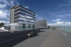 Large seafront office for rent 1