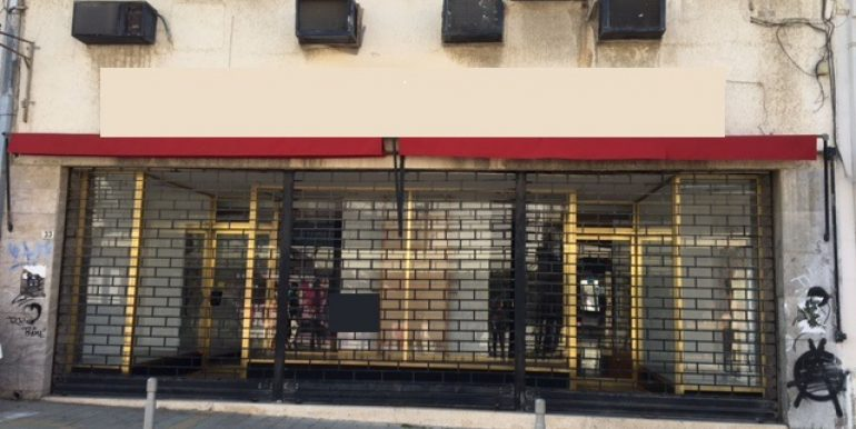 Shop for sale Center city Limassol Commercial Spaces in Cyprus 1