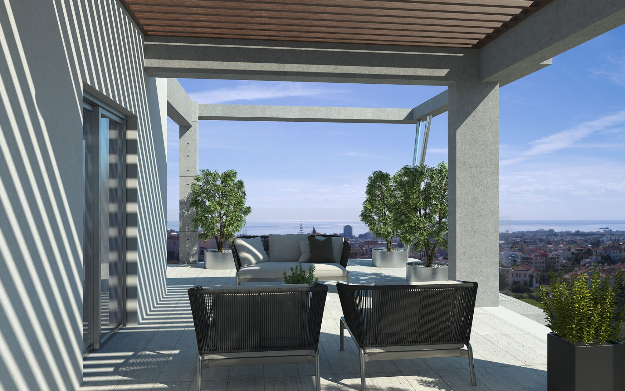 Brand new whole building for sale in Agios Athanasios area Limassol