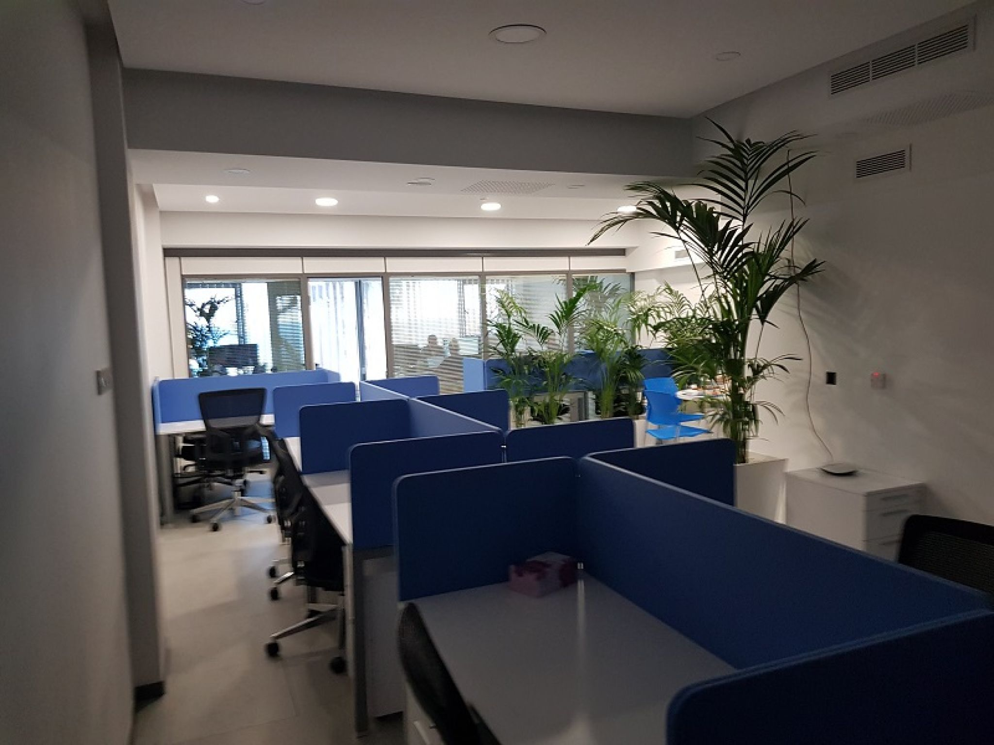 135 sqm Office space for rent by the sea
