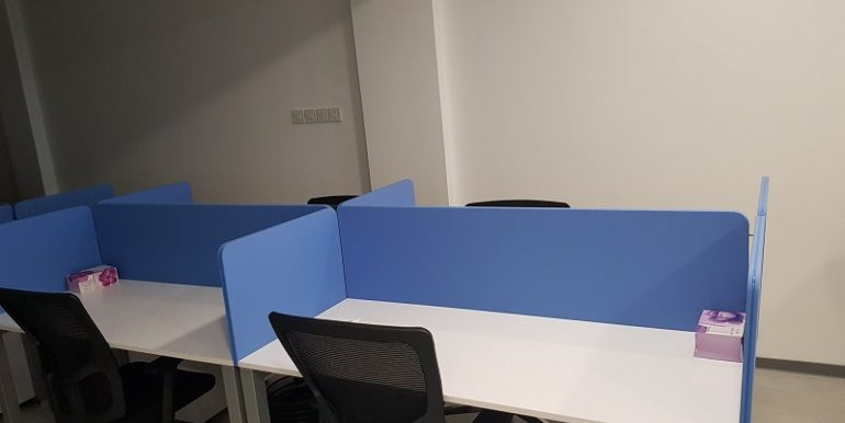 Open Space Sea front office for rent Limassol www.comspacesincyprus.com 7