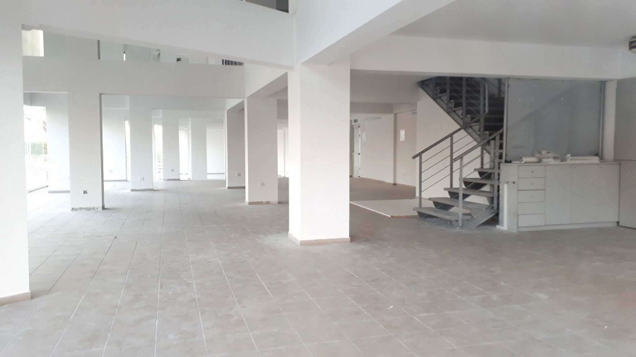 Large ground floor office for rent in the heart of Limassol