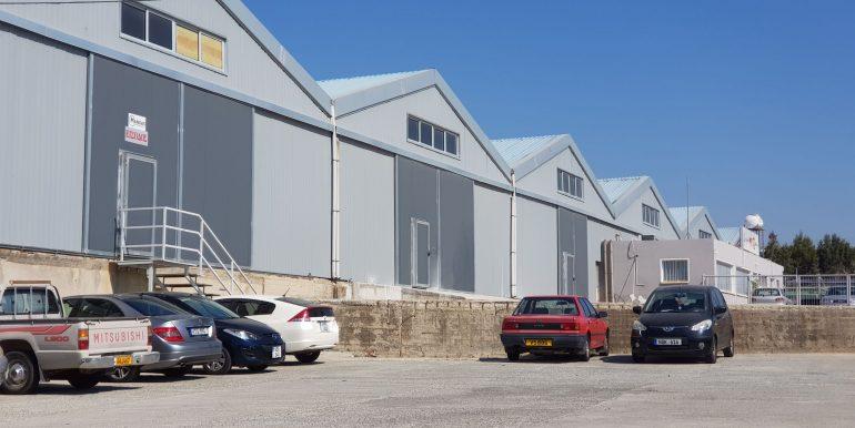 Warehouse storage for rent www.comspacesincyprus.com
