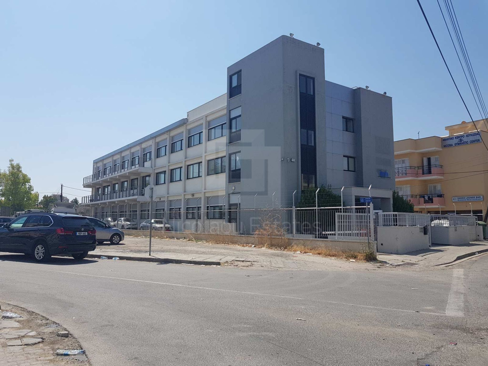 Commercial building in Strovolos