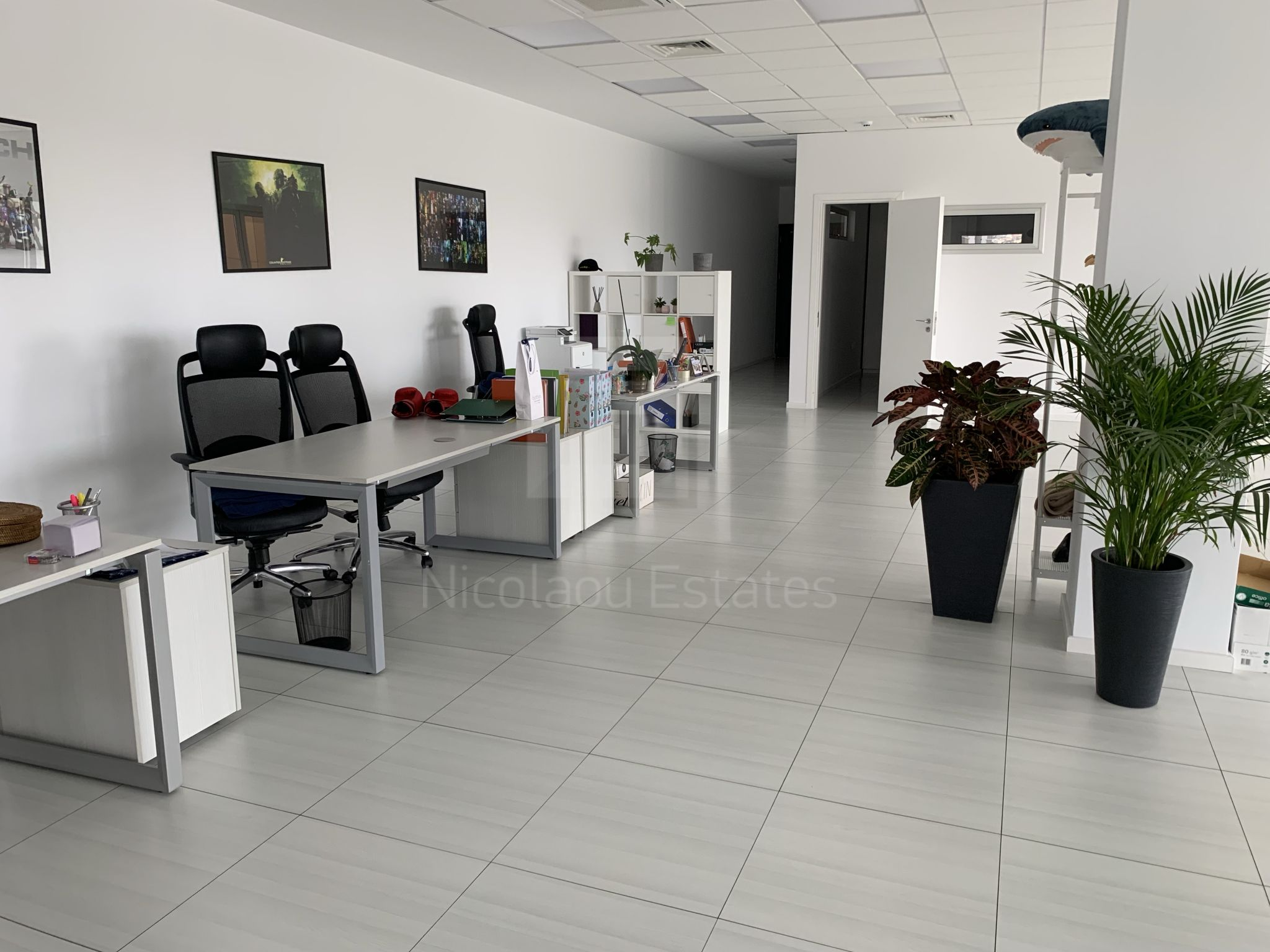 Luxury and high technology offices for rent in Agios Athanasios, Limassol