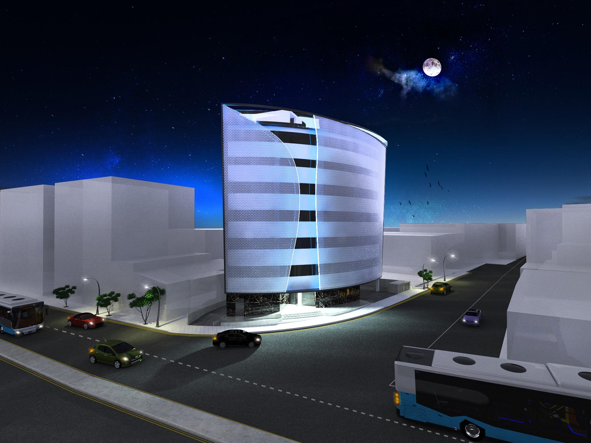 Brand New Business Center located city center next to Limassol Court