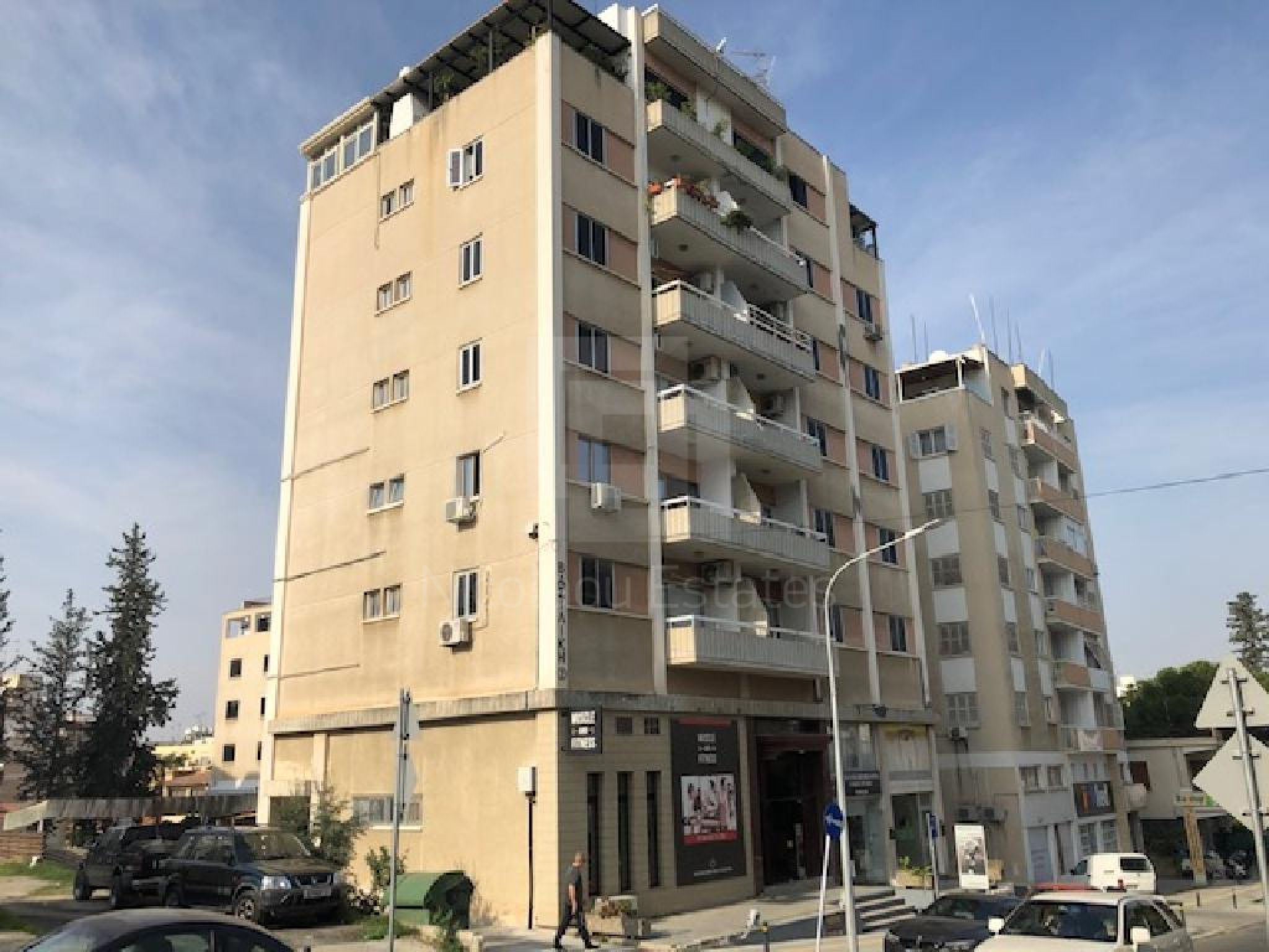 Office in an excellent location in Agios Antonios in Nicosia with separate title deed