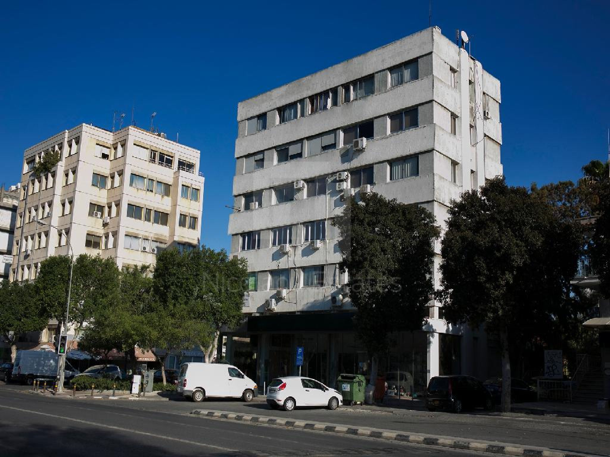Office in Agios Antonios in Nicosia close to plethora of amenities and services