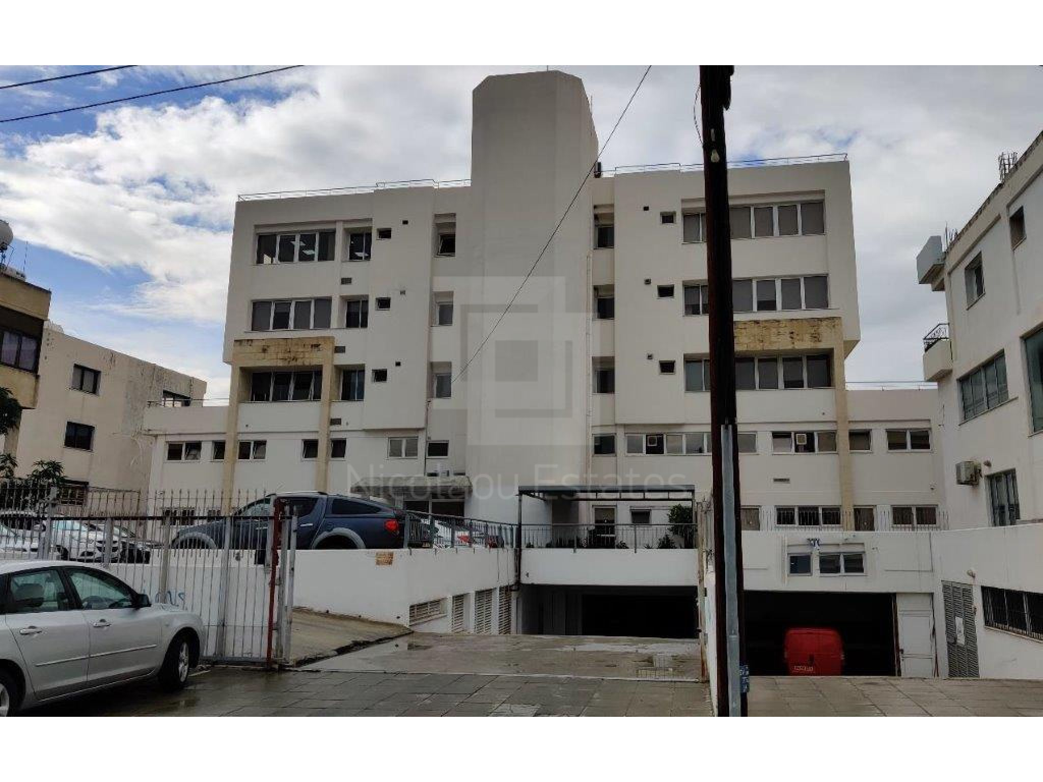 Whole building Offices for rent in Omonia area of Limassol