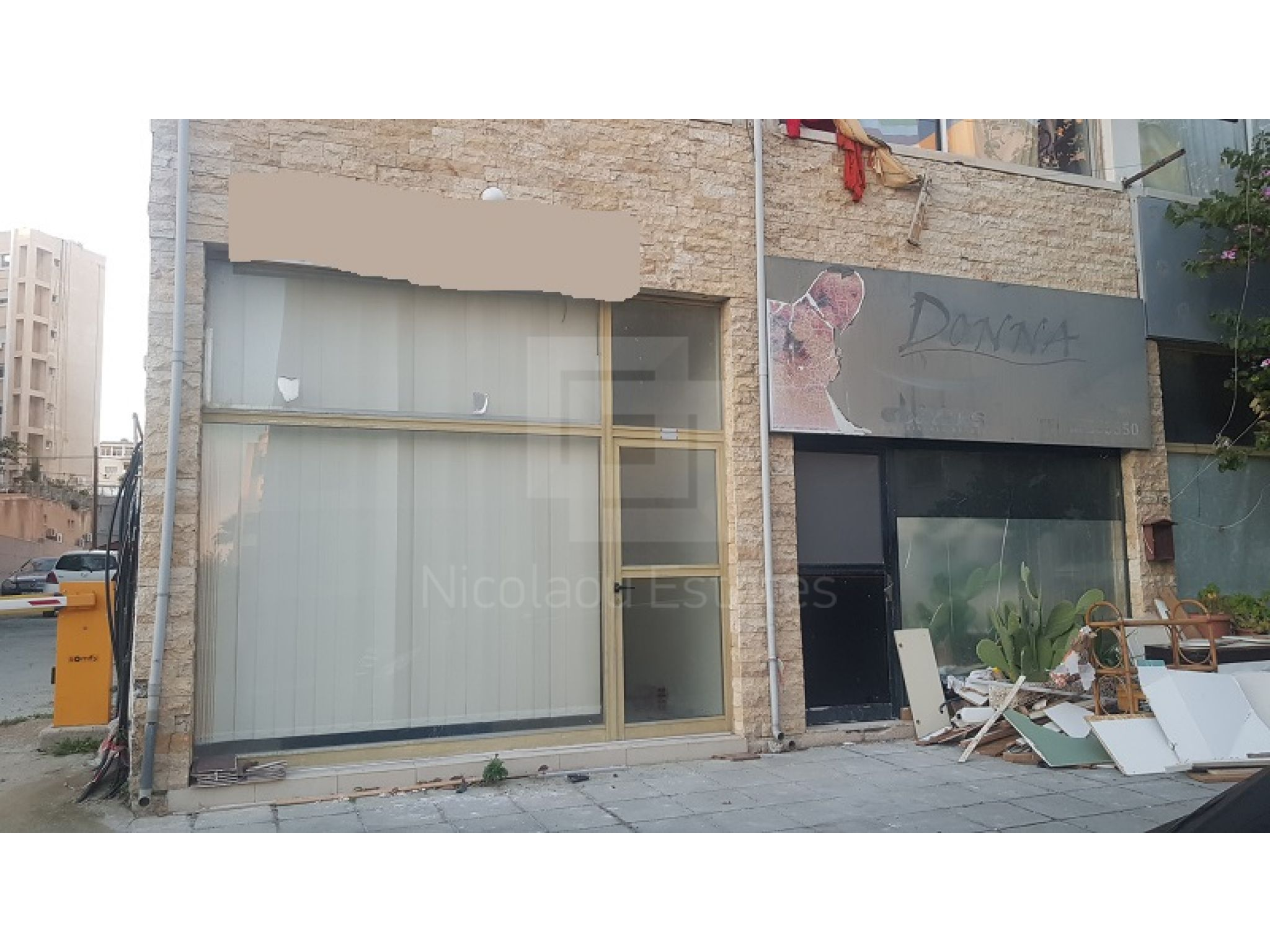 Office for sale in Limassol town center, steps away from Makariou Ave