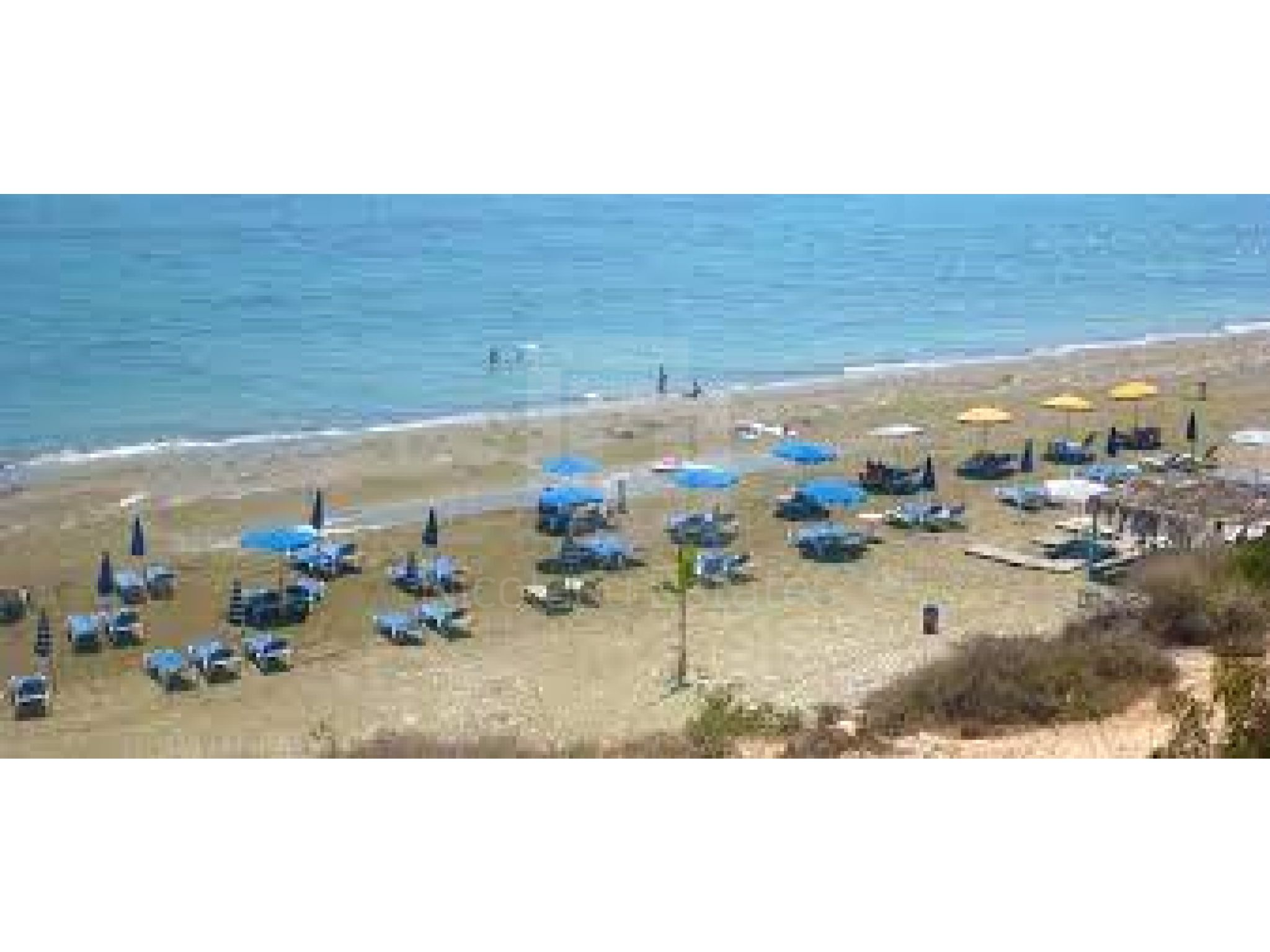 Residential land for sale in Pervolia area of Larnaca 200 metres from the sea